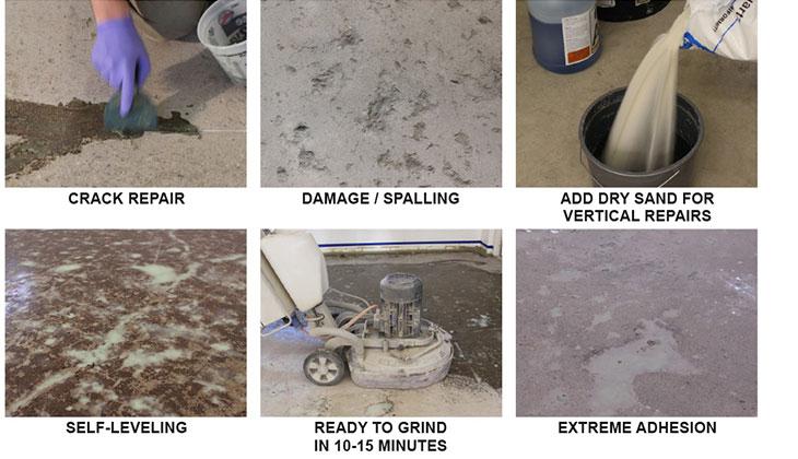 Concrete Repair Hpl Coatings